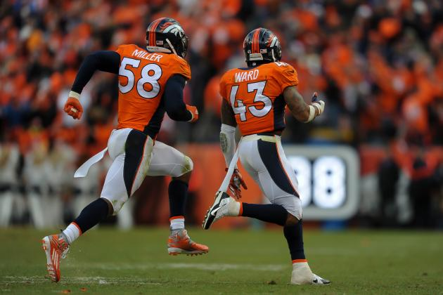 Von Miller, T.J. Ward, Shiloh Keo Fined $23,152 Each: Latest Comments, Reaction