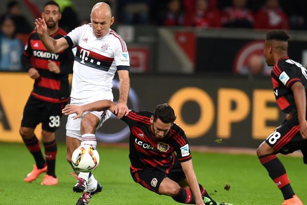 Bayer Leverkusen vs. Bayern Munich: Score, Reaction from 2016 Bundesliga Game