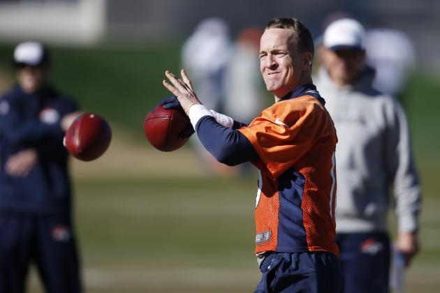 Peyton Manning Thanks Practice Squad Player for His Help by Buying Custom Suit
