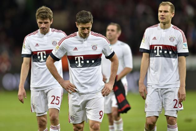 Bayern Munich Defense Impresses, Attack Flops with Juventus Clash on the Horizon