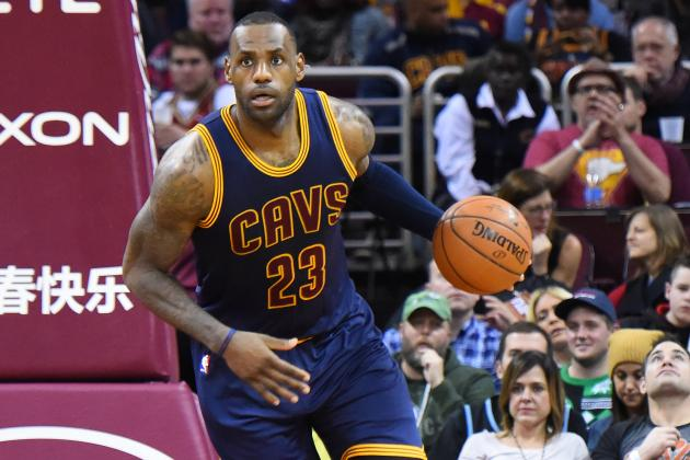 New Orleans Pelicans vs. Cleveland Cavaliers: Live Score, Highlights, Reaction
