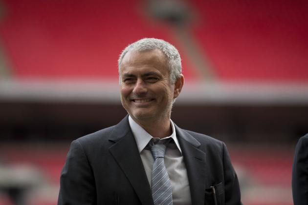 Jose Mourinho Reportedly 'Confident' He Will Be Manchester United Manager