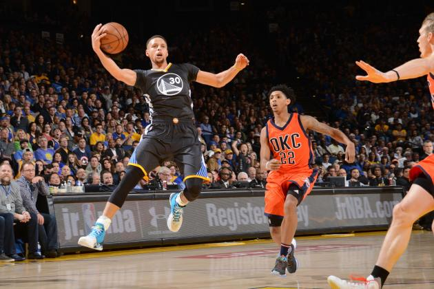 Thunder vs. Warriors: Score, Highlights and Reaction from 2016 Regular Season