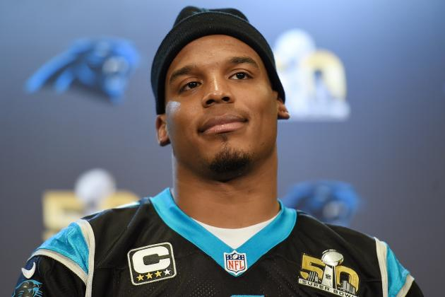 NFL MVP Cam Newton Officially Takes Reins as League's New Transcendent Star