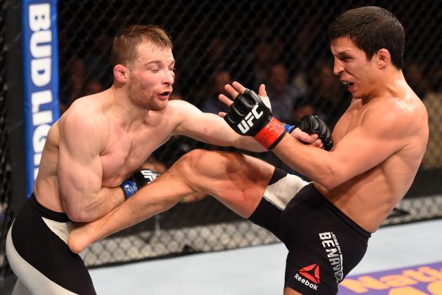 UFC Fight Night 82: Joseph Benavidez Takes Dominant Decision over Zach Makovsky