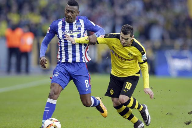 Outmuscled Borussia Dortmund Need to Find a Plan B Against Pressing Teams