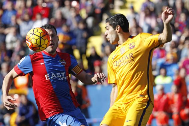 Levante vs. Barcelona: Goals and Highlights from the Liga Clash