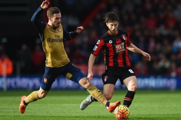 Bournemouth vs. Arsenal: Live Score, Highlights from Premier League