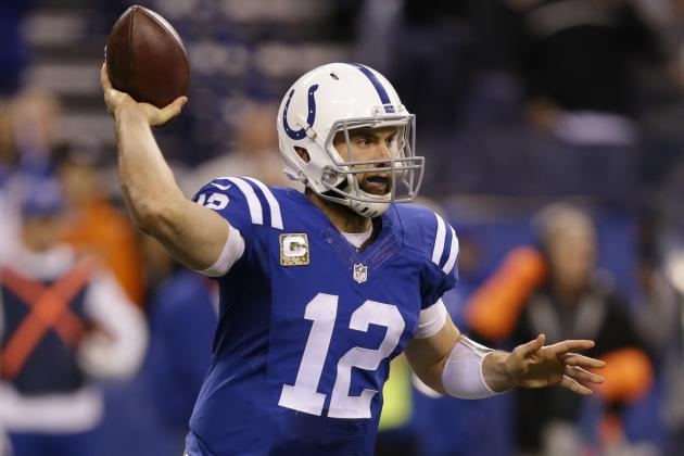 Colts Reportedly Won't Be Sanctioned for Andrew Luck's Injury Report Status