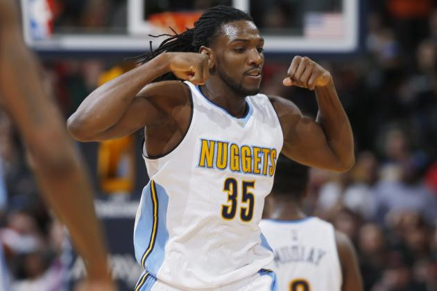 Kenneth Faried Trade Rumors: Latest News, Speculation on Nuggets PF