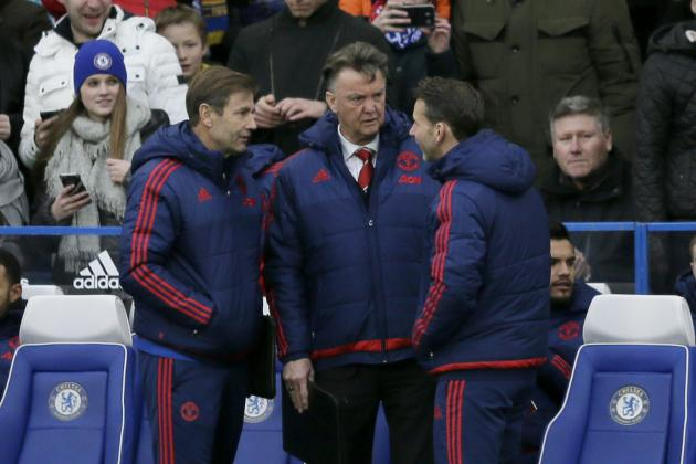 Louis van Gaal Comments on Jose Mourinho After Chelsea vs. Manchester United