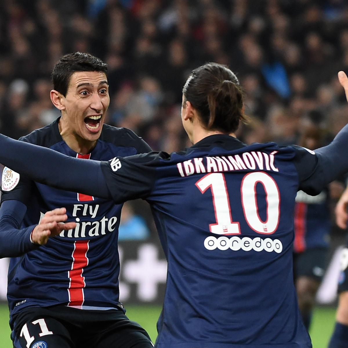 Bastia 0 3 Psg Match Report: Marseille Vs. PSG: Winners And Losers From Ligue 1 Game