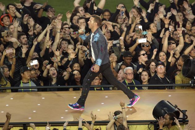 Super Bowl Halftime Show 2016: Twitter Reacts to Coldplay's Performance