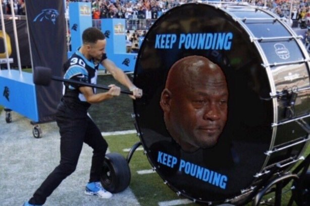 Best Twitter memes from Patriots 34-28 win over Falcons |Panthers Lose Meme