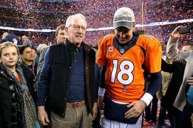 Archie Manning Comments on Peyton's NFL Future with Broncos