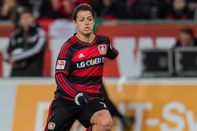 Arsenal Transfer News: Javier Hernandez Eyed by Bayern Munich, Latest Rumours