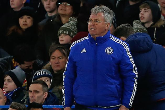 Guus Hiddink Has to Give Up on Chelsea's Mikel-Matic Midfield Combo