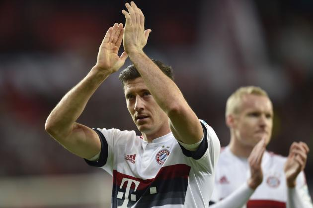 Real Madrid Transfer News: Robert Lewandowski Talks Denied by Agent, Top Rumours