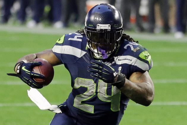 Marshawn Lynch Leaves Lasting Legacy of Iconic Runs, Eccentricity and Greatness
