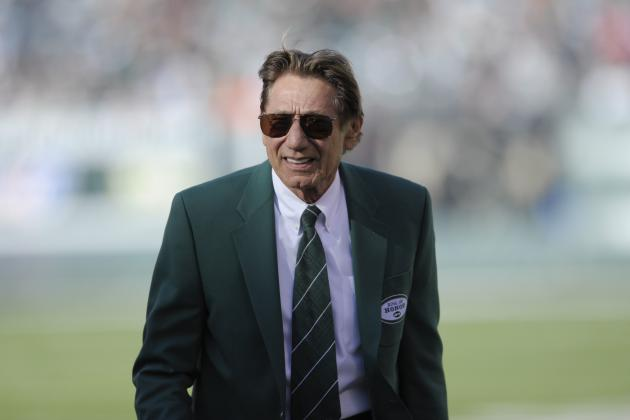 Joe Namath Comments on Potential of Colin Kaepernick Joining the Jets