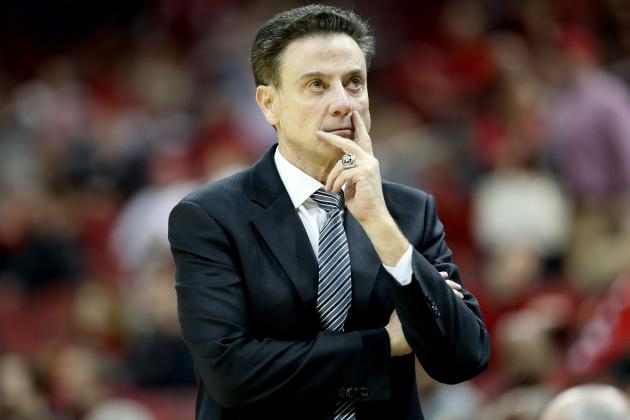 Rick Pitino Talks Louisville Ban, Escort Scandal and More in SI Interview