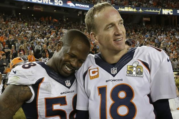 Panthers vs. Broncos: Super Bowl 50 Ratings Revealed