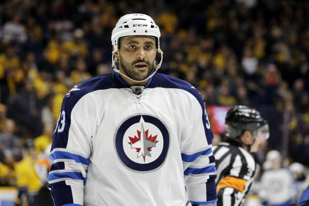 Dustin Byfuglien, Jets Agree on New Contract: Latest Details, Comments, Reaction