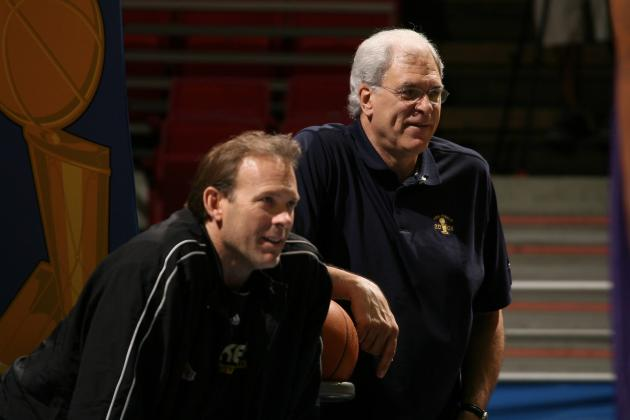In Kurt Rambis, Jackson Hopes to Find Coaching Spirit He Didn't Find in Fisher