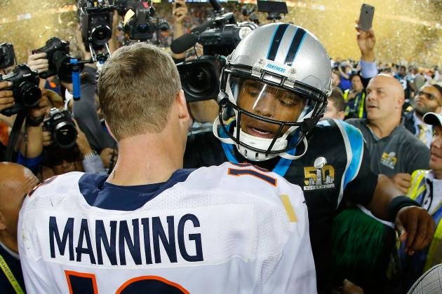 Peyton Manning Comments on Cam Newton After Super Bowl 50 Win vs. Panthers