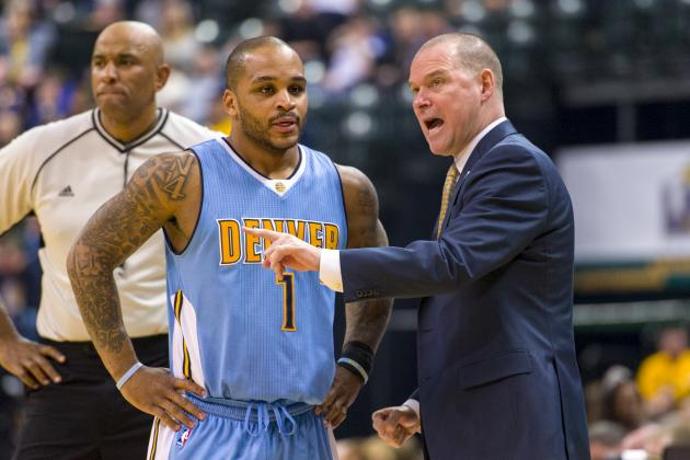 Jameer Nelson Injury: Updates on Nuggets PG's Wrist and Return