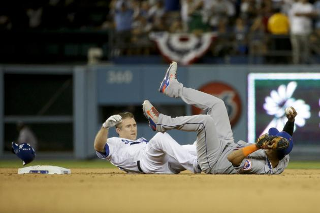 MLB, Union Reportedly Plan to Change Rule for Sliding into 2nd Base