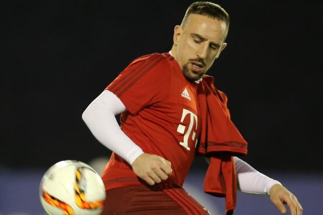 Franck Ribery Injury: Updates on Bayern Munich Star's Thigh and Recovery