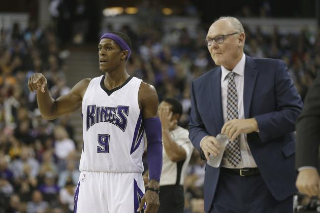 Rajon Rondo Reveals Kings Players Skipped Shootaround Before Game vs. Cavaliers