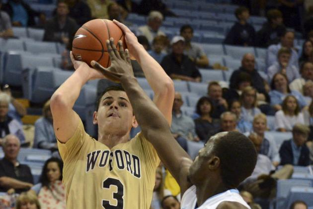 Wofford Sets NCAA Division I 3-Point Shooting Record in Win vs. VMI