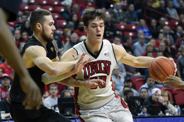 Stephen Zimmerman Injury: Updates on UNLV Center's Knee and Return