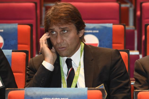 Antonio Conte Officially Named New Chelsea Manager on 3-Year Contract