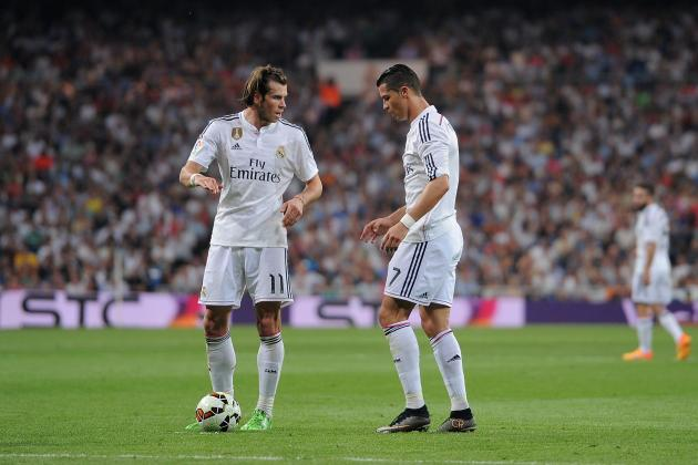 Florentino Perez Eyes Gareth Bale, Cristiano Ronaldo Switch on Madrid Free-Kicks