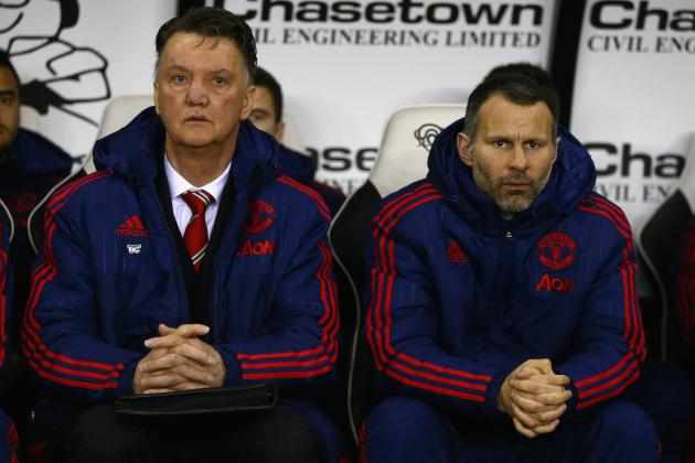 Ryan Giggs Can Be Manchester United's Pep Guardiola, According to Bryan Robson
