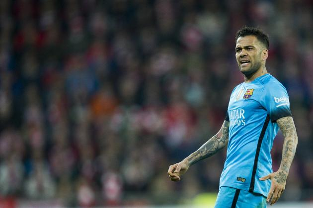 Barcelona Transfer News: Dani Alves Reportedly Receives China Offer, Top Rumours