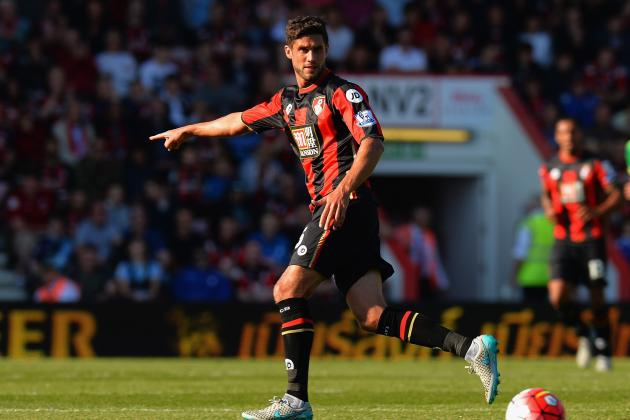 Bournemouth's Andrew Surman Has Run the Furthest in the Premier League