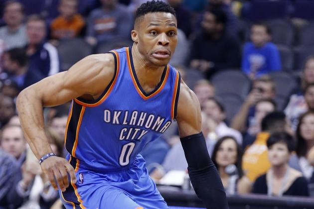 Russell Westbrook Reportedly Will Consider Signing with New York Knicks in 2017
