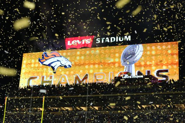 Broncos Parade 2016: Start Time, Live Stream Schedule for Victory Celebration