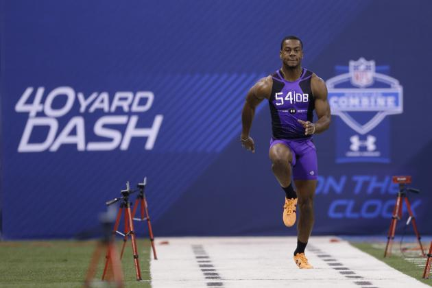 Adidas Offers $1 Million to NFL Prospect Who Sets 40-Yard Dash Record at Combine