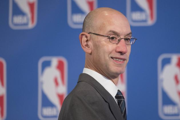 Adam Silver Comments on State of NBA, Labor Deal, Rise in Salary Cap
