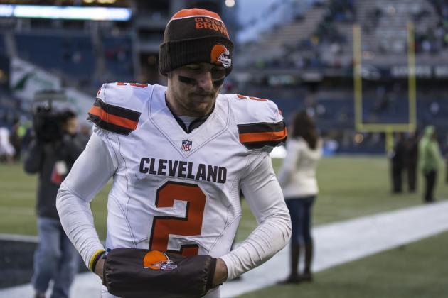Johnny Manziel Reportedly Attended Practice Drunk, Browns Lied to Cover Up