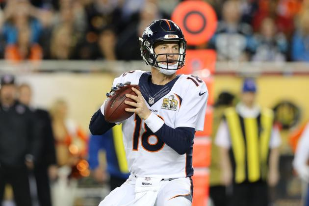 Manning Becomes 1st QB with 200 Career Wins, Including Playoffs