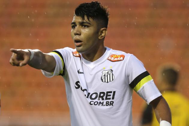 Chelsea Transfer News: Blues Eye Santos Sensation Gabriel Barbosa, Top Rumours
