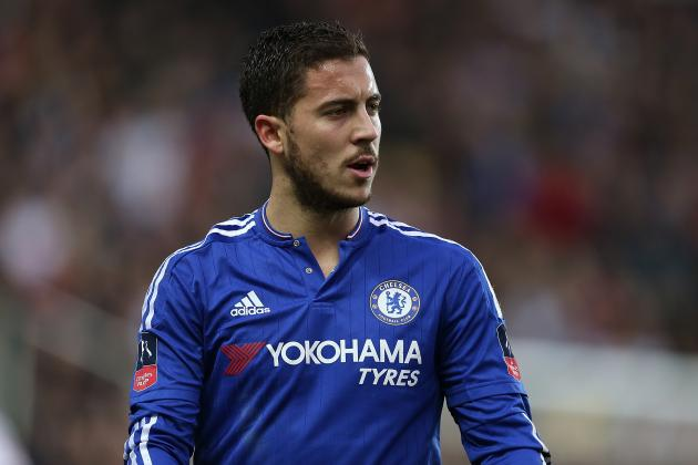 Real Madrid Transfer News: Los Blancos Want Eden Hazard Deal Before Euro 2016