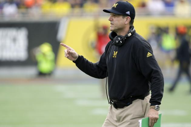 SEC Reportedly Looks to Block Michigan from Holding Spring Practice in Florida