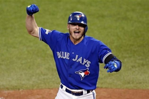 MVP Josh Donaldson's 2-Year Extension Buys Time for Long-Term Megadeal